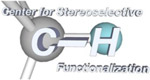 Center for Stereoselective Functionalization Logo